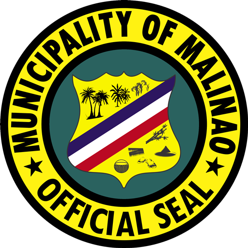 Municipality of Malinao Official Logo